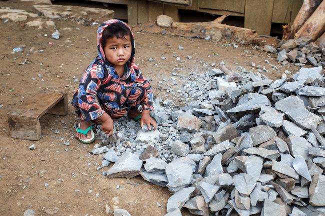 5 Myths About Child Labour boy