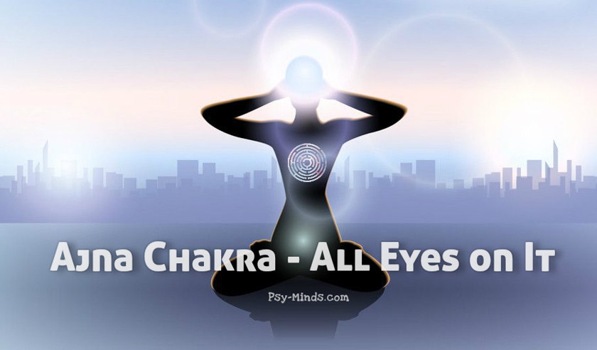 Ajna Chakra - All Eyes on It