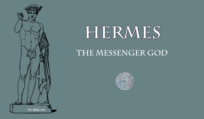 Hermes The Messenger God