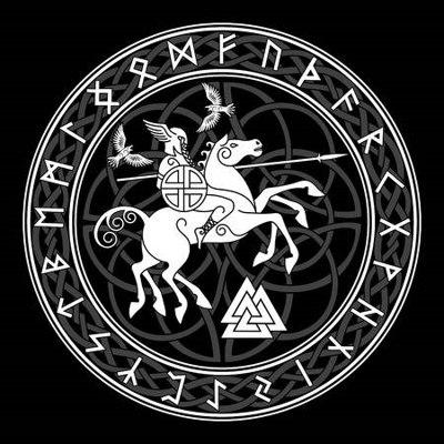 Odin Magical Runes