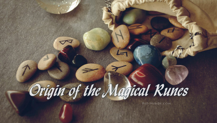 Origin of the Magical Runes
