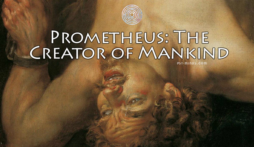 Prometheus The Creator of Mankind