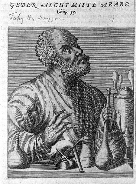 Jabir_ibn_Hayyan_Geber alchemy