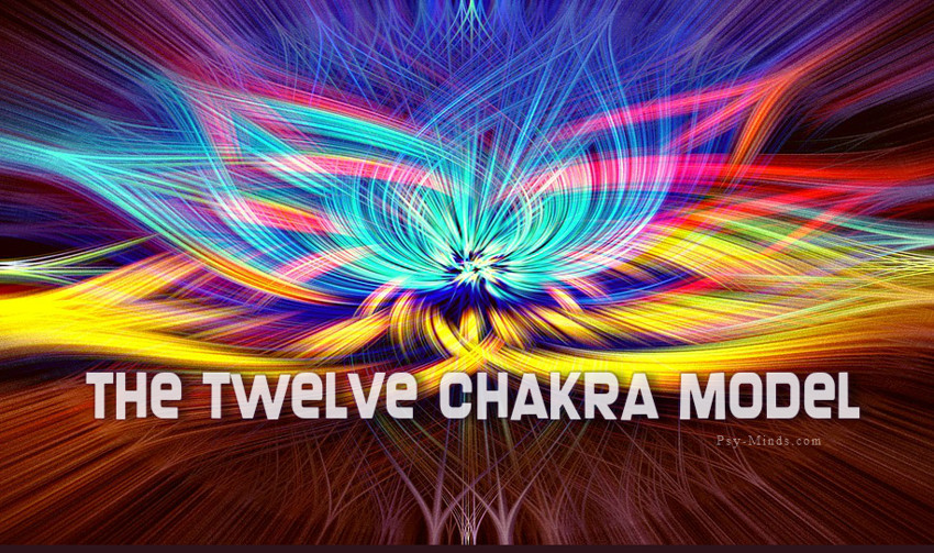 The Twelve Chakra Model Psy Minds