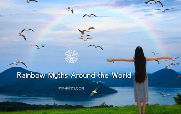 Rainbow Myths Around the World