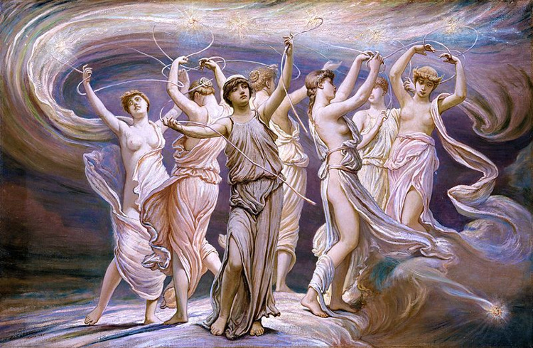The_Pleiades_(Elihu_Vedder)