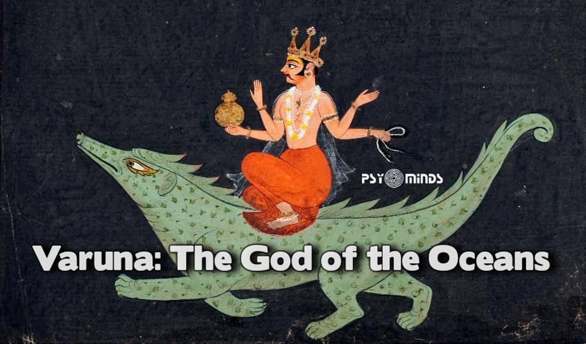 Varuna The God of the Oceans