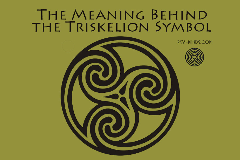 The Meaning Behind the Triskelion Symbol