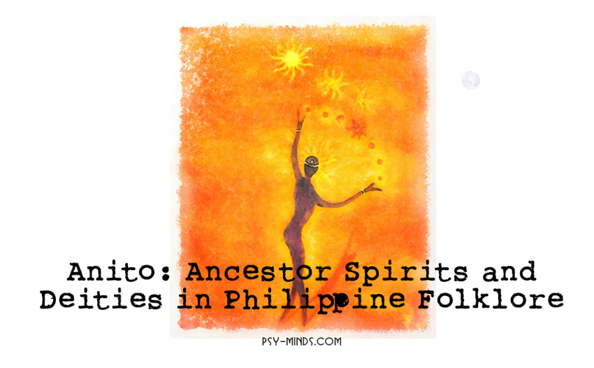 Anito Ancestor Spirits and Deities in Philippine Folklore
