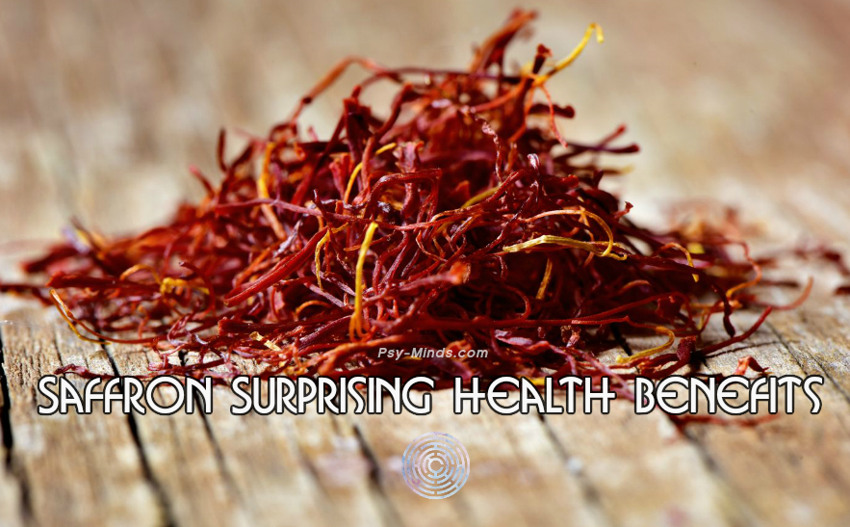 Saffron Surprising Health Benefits