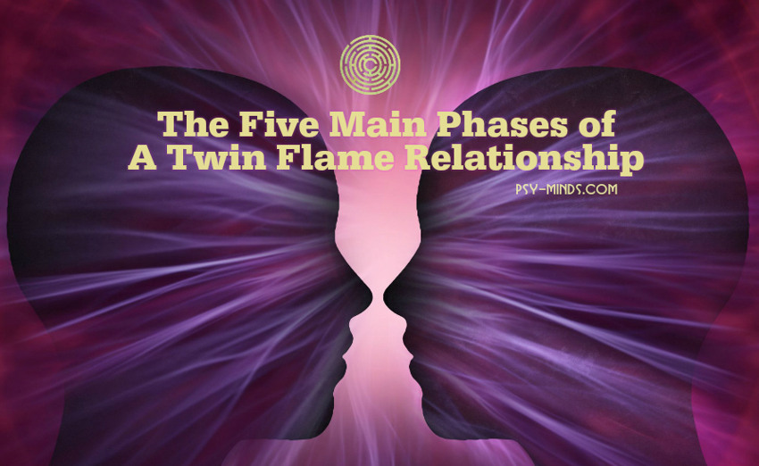 The Five Main Phases of A Twin Flame Relationship