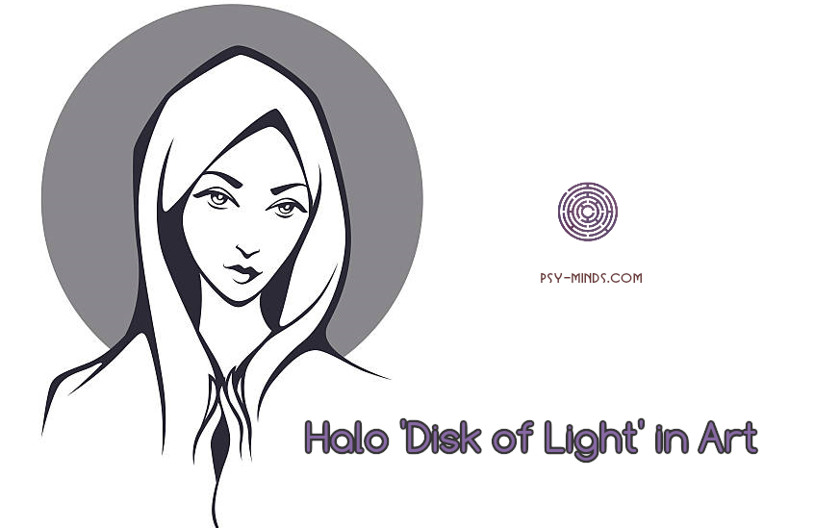 Halo 'Disk of Light' in Art
