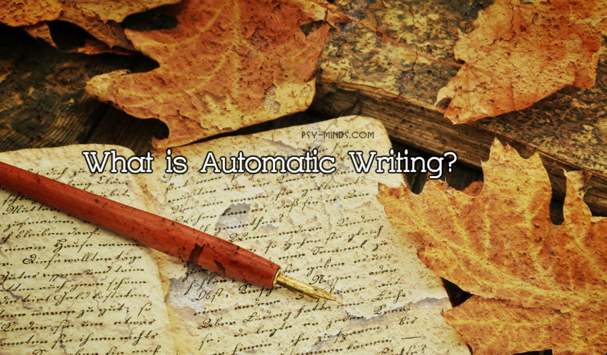 What is Automatic Writing