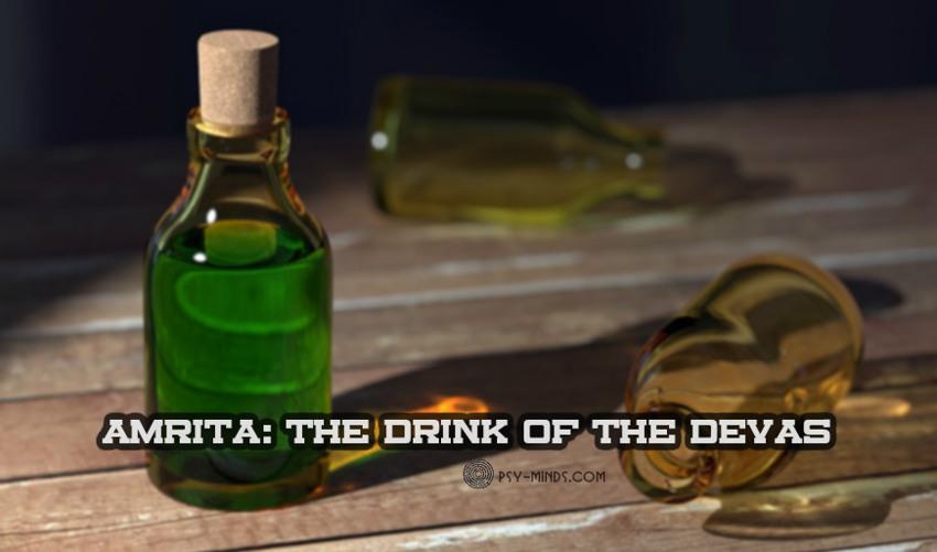 Amrita The Drink of the Devas
