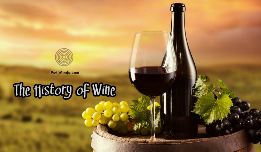 The History of Wine