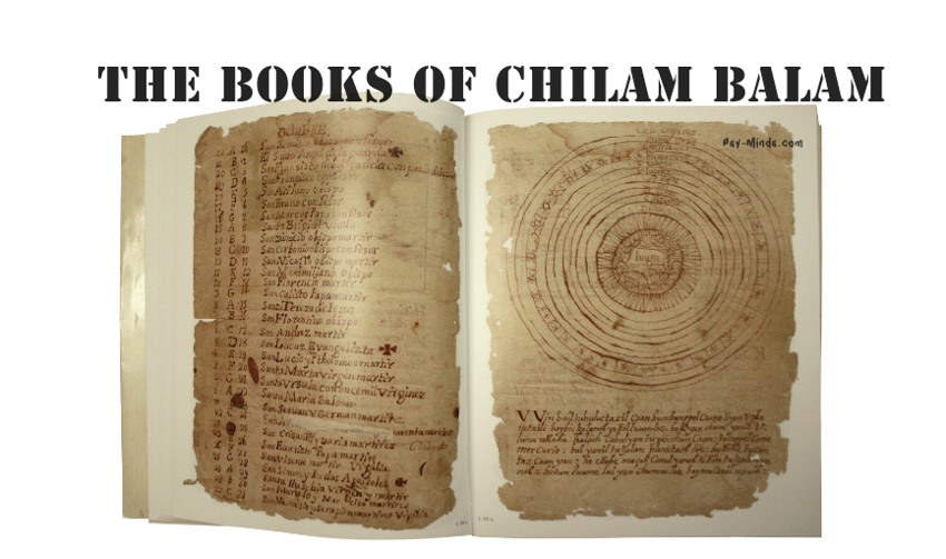 The Books of Chilam Balam