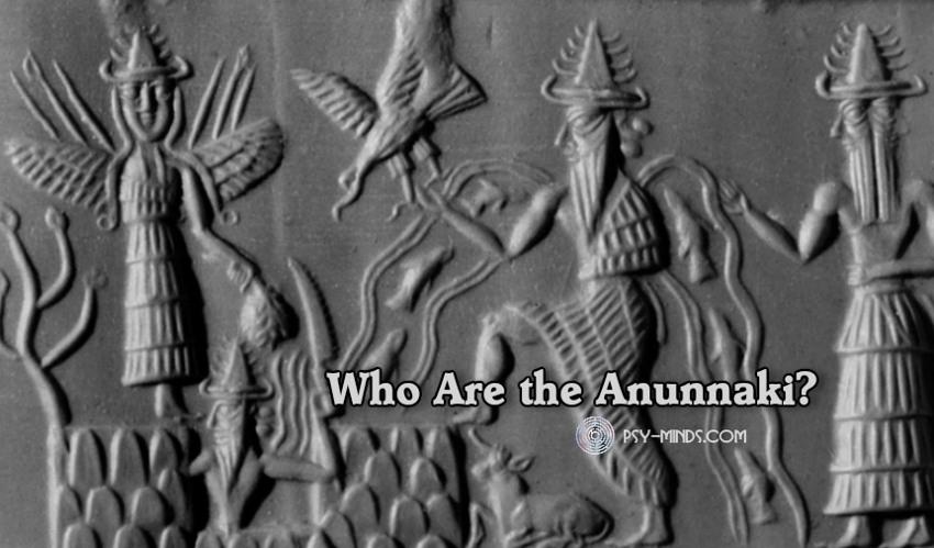 Who are the Anunnaki