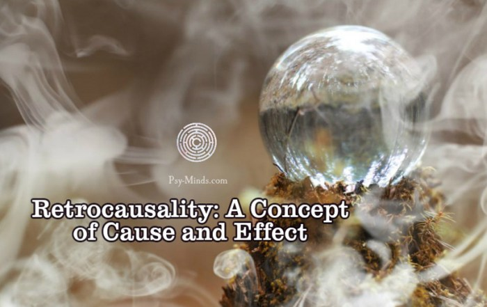 Retrocausality A Concept of Cause and Effect