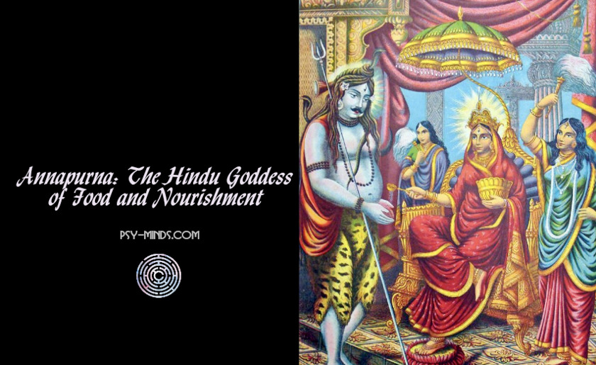 Annapurna The Hindu Goddess of Food and Nourishment