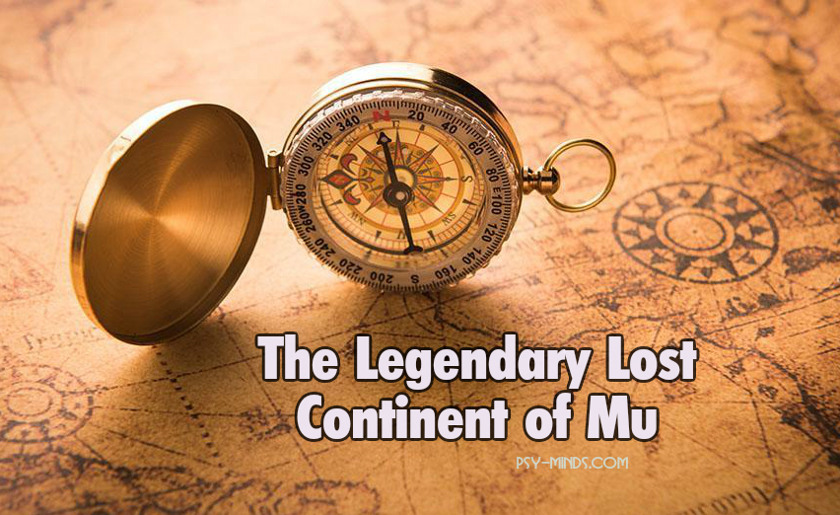 The Legendary Lost Continent of Mu