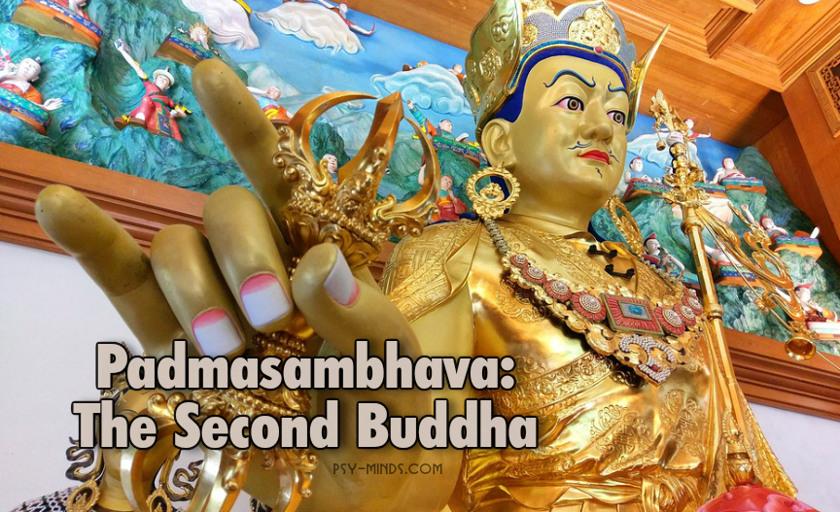Padmasambhava The Second Buddha