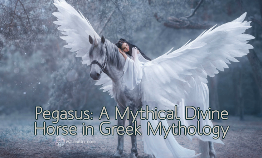 Pegasus A Mythical Divine Horse in Greek Mythology