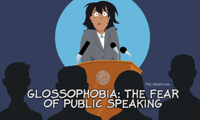 Glossophobia The Fear of Public Speaking