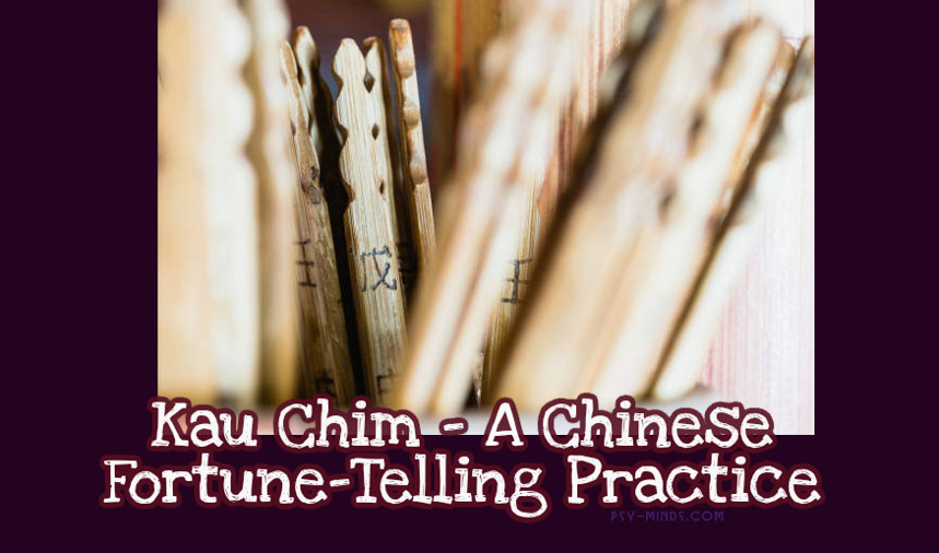 Kau Chim - A Chinese Fortune-Telling Practice