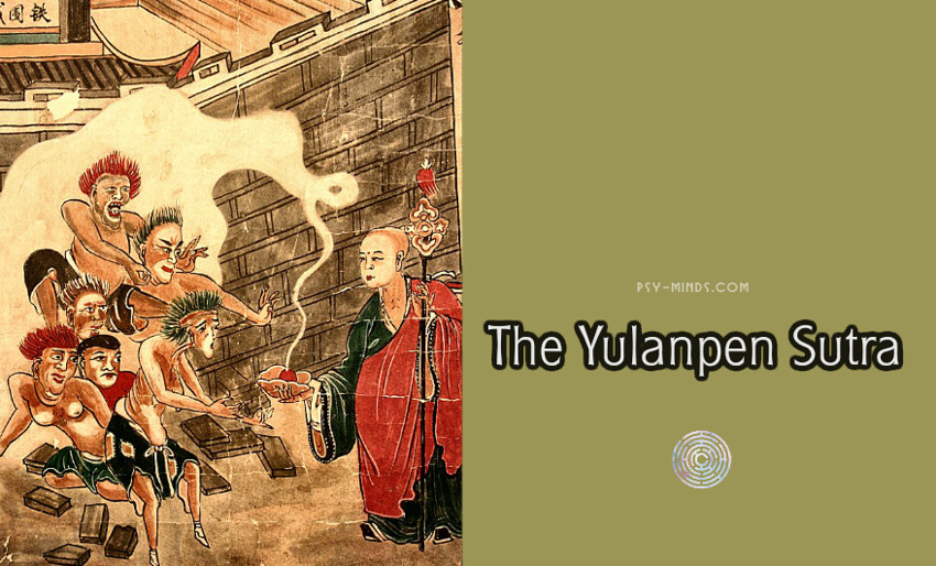 The Yulanpen Sutra