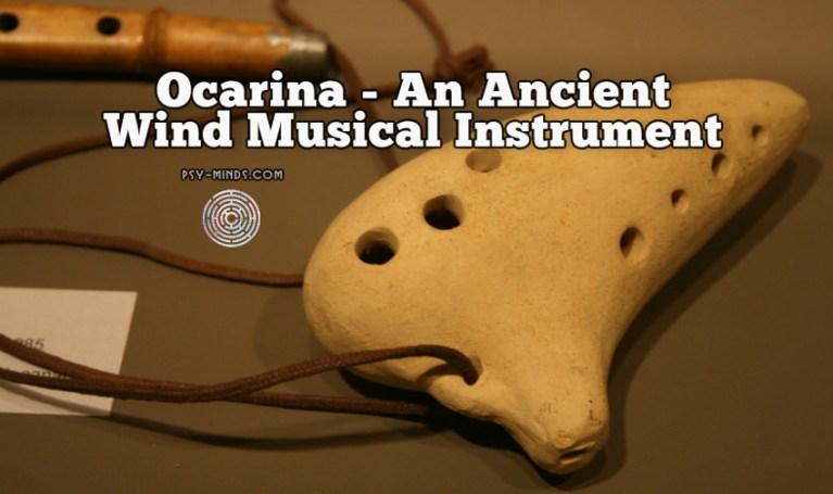 Ocarina – An Ancient Wind Musical Instrument