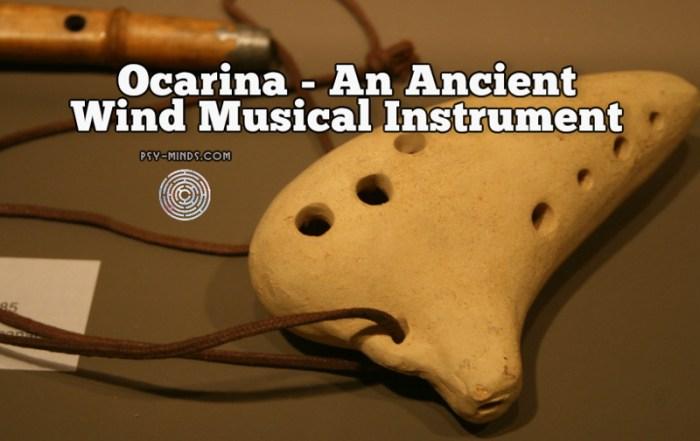 Ocarina - An Ancient Wind Musical Instrument