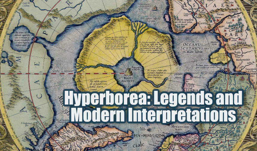 Hyperborea Legends and Modern Interpretations