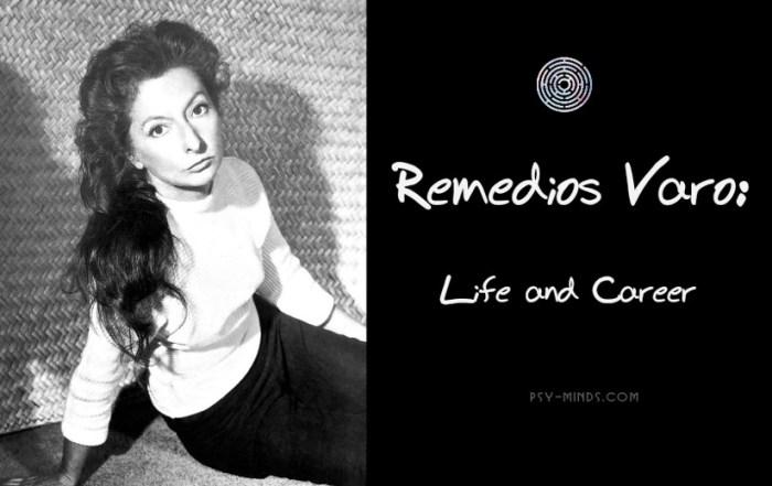 Remedios Varo Life and Career