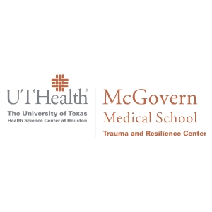 uthealth trauma and resilience center logo veteran registry