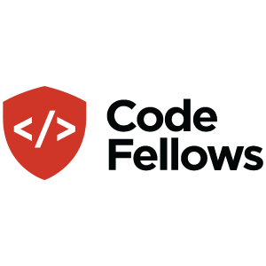 code fellow logo veteran registry
