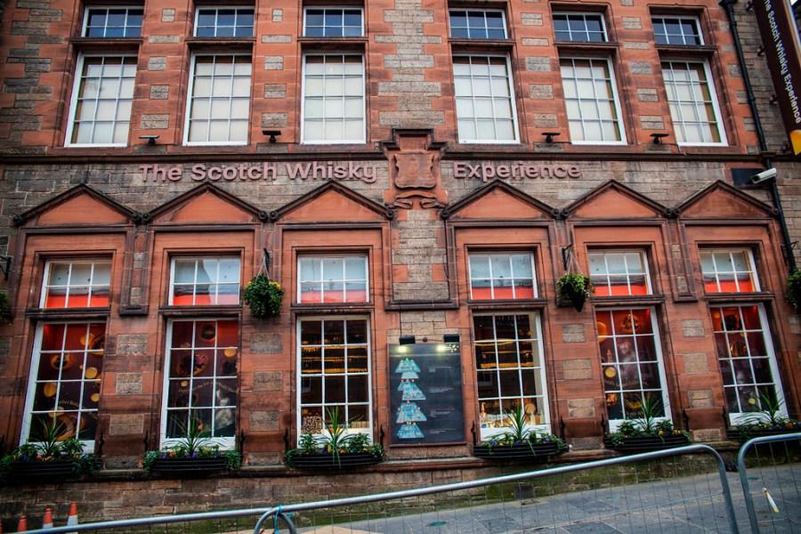 Scotch Whisky Experience – piękne miejsce 🙂
