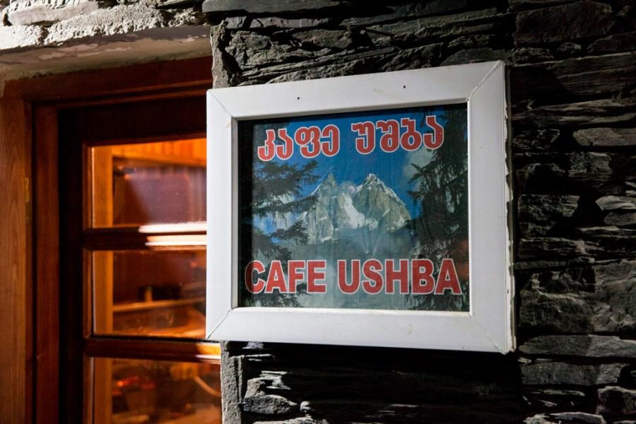 Cafe Ushba