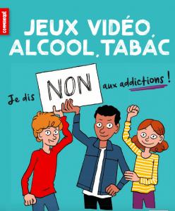 C Est Qu Est Ce Que Je Dis : Vidéo,, Alcool, Tabac,, Addictions, Sérieusement, PSYCHE