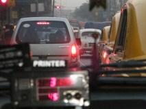 Stranded In a Traffic Jam
