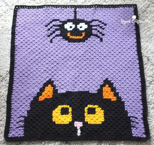 Nightmare Before Christmas Throw Blanket