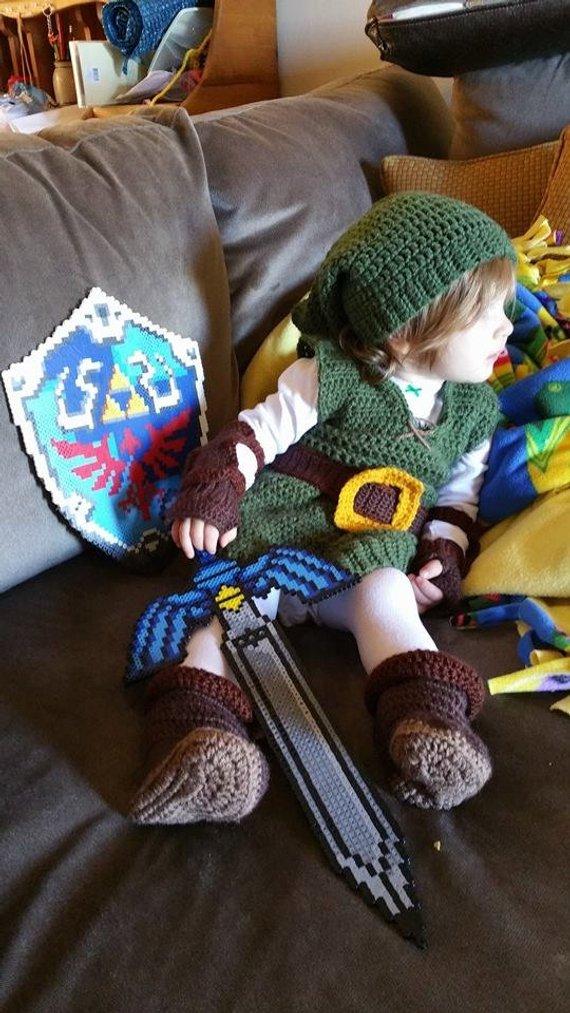 Zelda Crochet Patterns Etsys Best Psychedelic Doilies