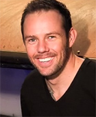 Shane Stott, one of three creators of Zen Float Tank