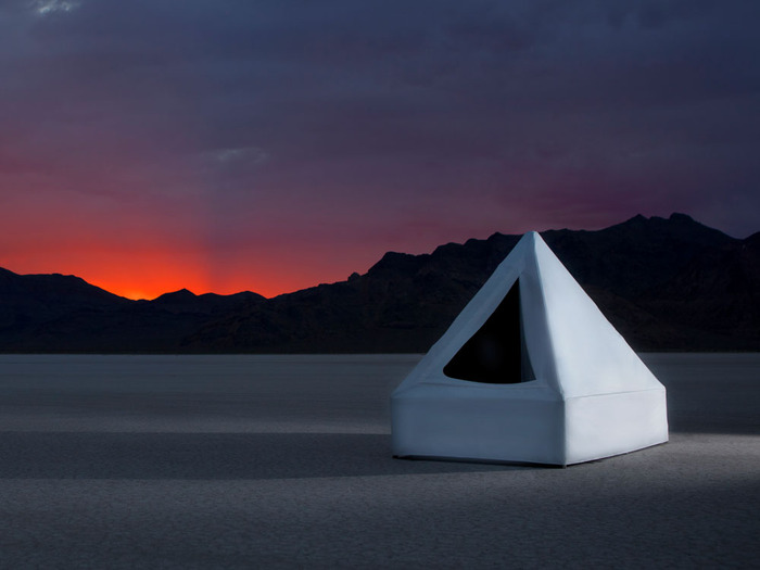 Zen Float Tent: The First Affordable Isolation Tank for Home