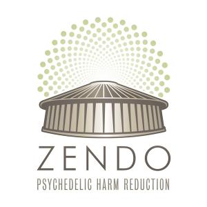 Zendo Logo - Psychedelic Harm Reduction