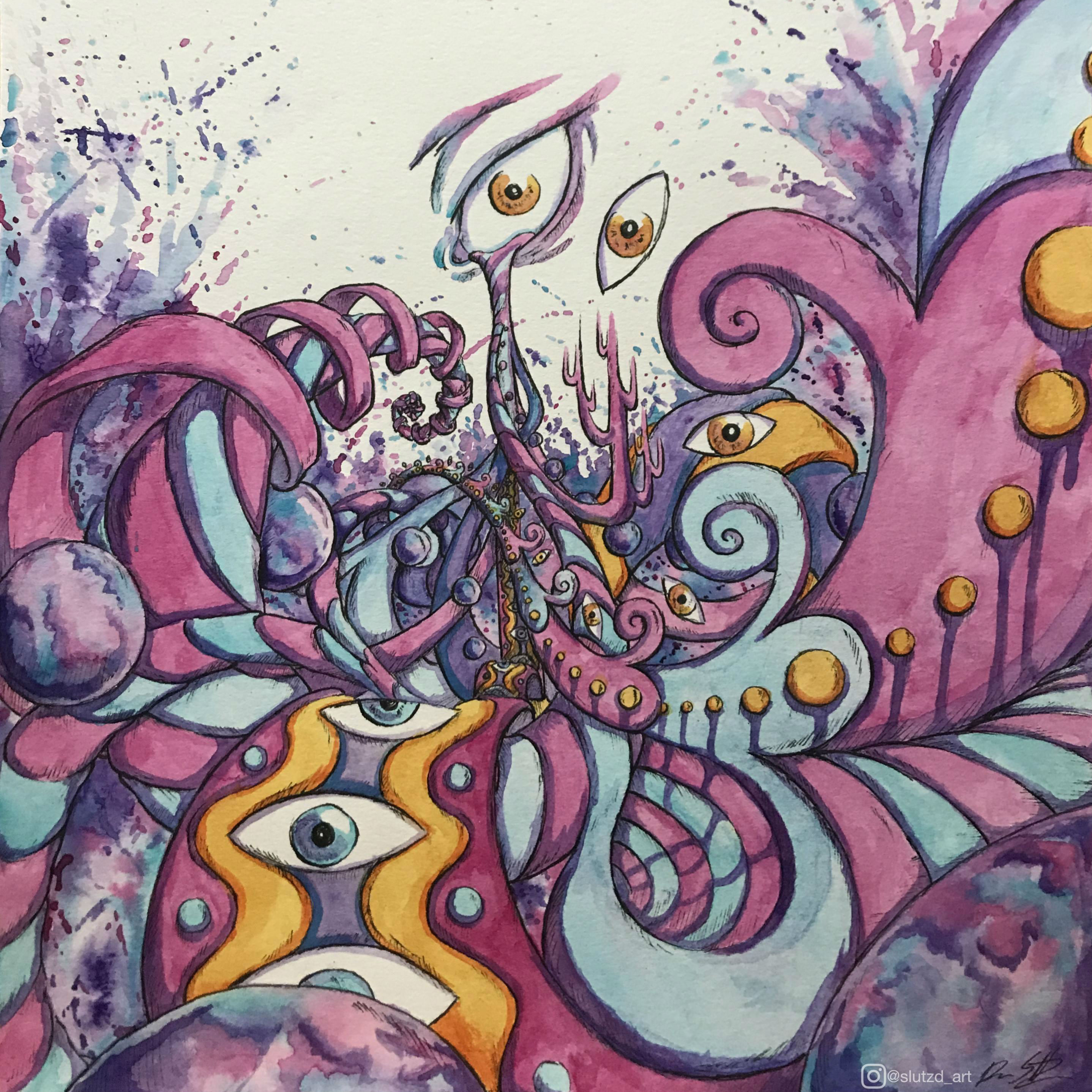 hallucinations and the psychedelic