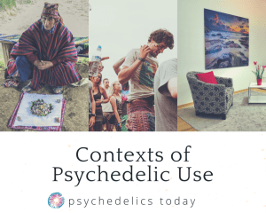 Contexts of Psychedelic Use