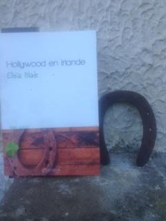 Hollywood En Irlande Elisia Blade Nisha Editions