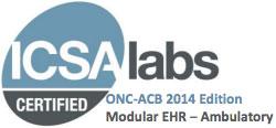 Pathology Software 2014 Edition Modular Ambulatory EHR Certification