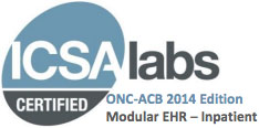 Pathology Software 2014 Edition Modular Inpatient EHR Certification