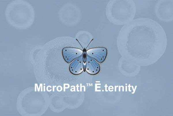lab pathology software MicroPath Ē.ternity® Culture Accessioning Software